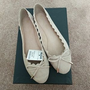 New With Tags Ballet Flats